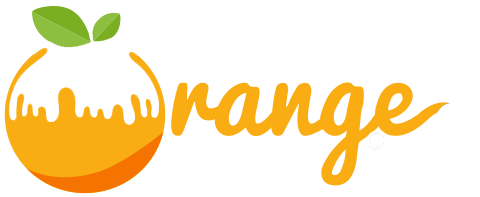 Orange Ink Blog Logo