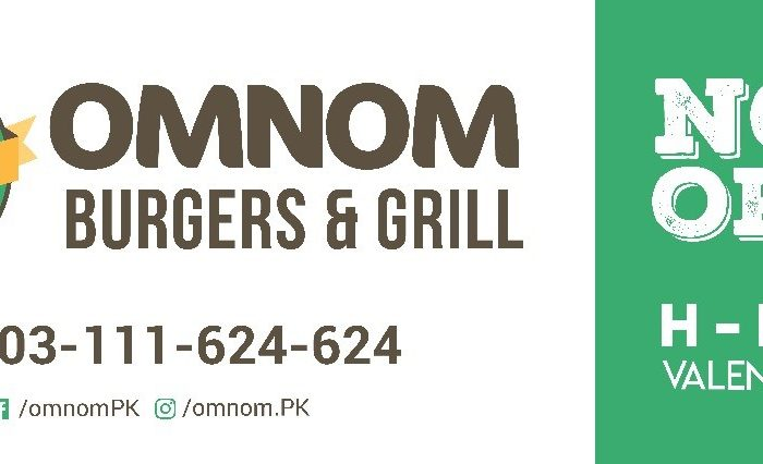 Best Grilled Burgers? It's Definitely OMNOM