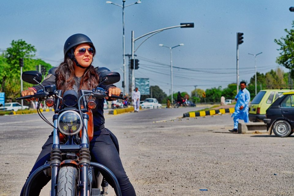 GULIAFSHAN: Riding Her Way To Success