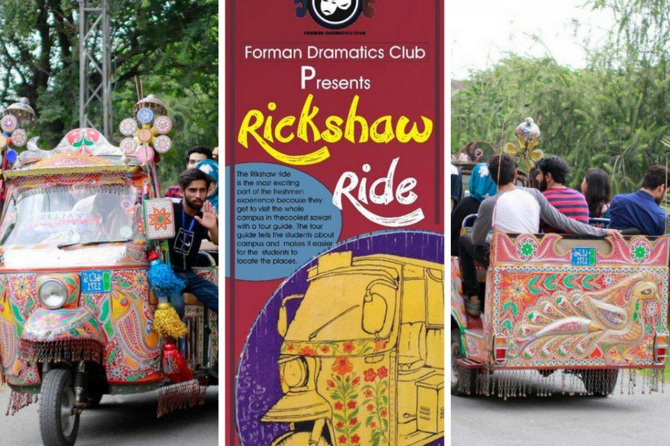 Aja, FCC ke Rickshay Per Beth Ja