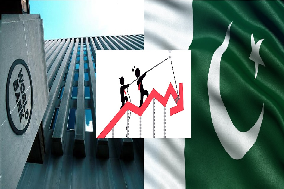 World Bank warns Pakistan of the serious economic crisis in two years.