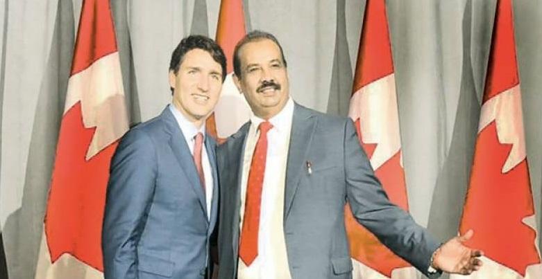 Canadian PM Pakistan community 2018