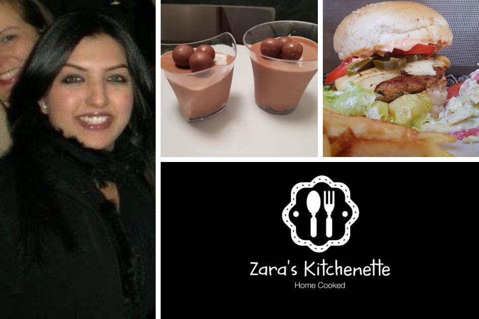 Zara's Kitchenette: Home Cooked Food Never Looked This Good!