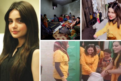 Armeena Khan's humanitarian side you never knew about!