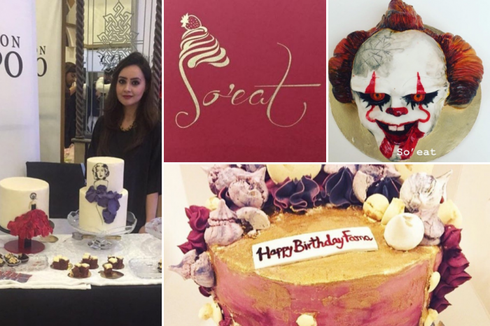 So'eat: Amazing Cakes Are A Piece Of Cake!