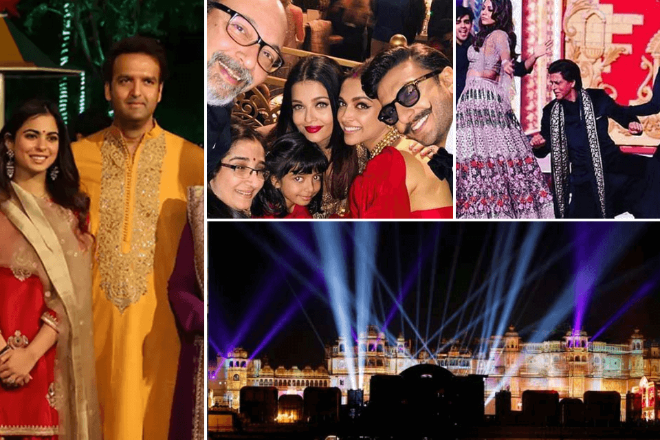 Money Speaks: Isha Ambani's Wedding Extravaganza!