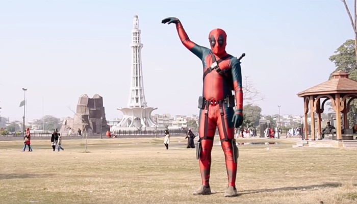 Desi Deadpool - Back to Lahore this Time