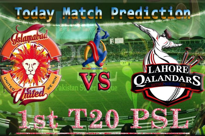 Lahore Qalandars vs Islamabad United Match Analysis