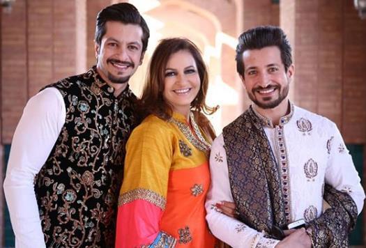 Image result for Saba Faisal Son Actor Salman Faisal Got Married With Neha Malik