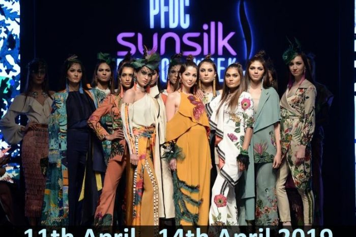 PFDC Sunsilk Fashion Week 2019 To Be Held In April