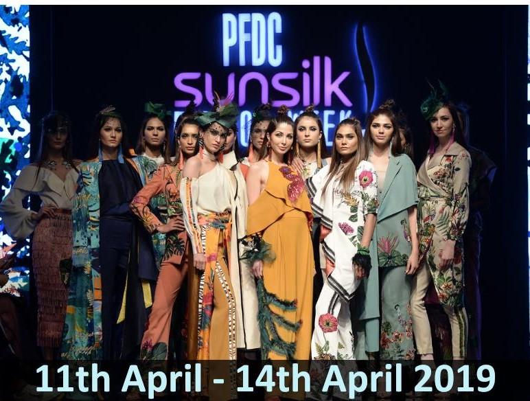 Sunsilk fashion week 2019