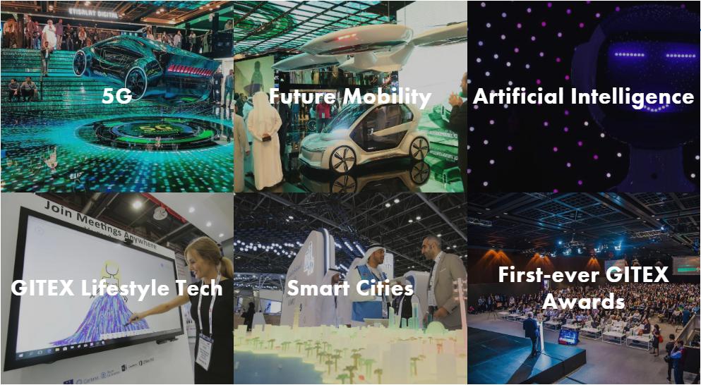 Gitex 2019 Showcases