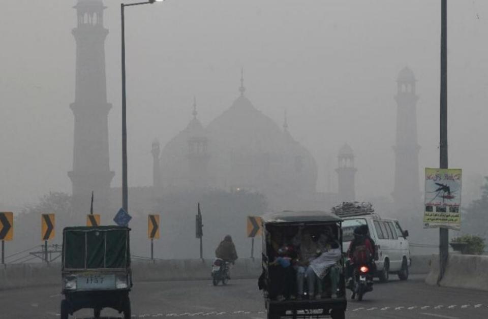 Lahore Smog Apocalypse
