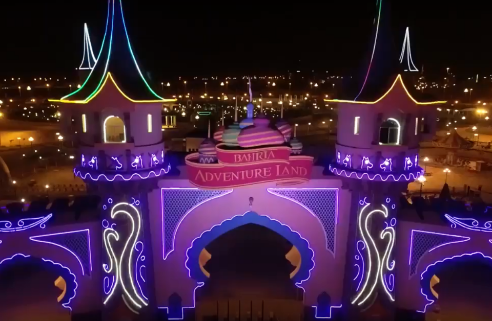 Pakistan's First International Theme Park