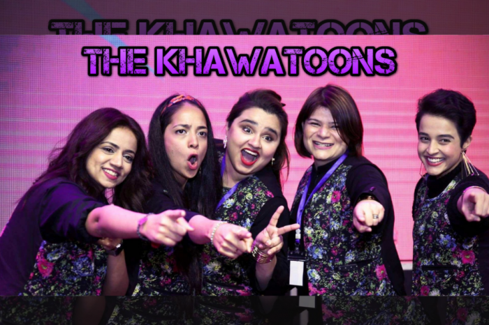 Challenging The Patriarchy and Tickling Our Funny Bones: The Khawatoons!