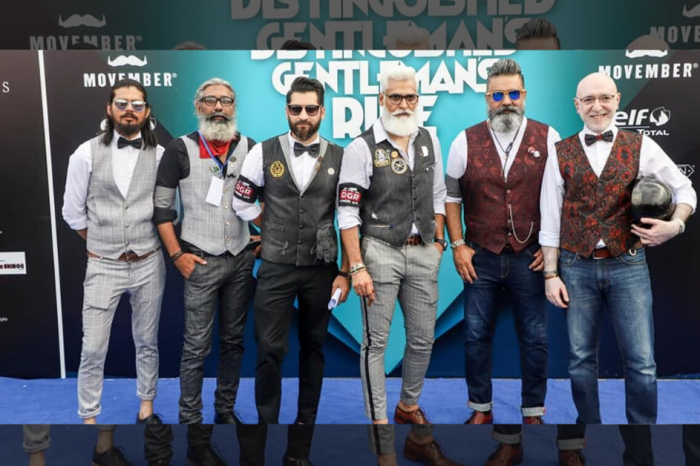 The Distinguished Gentleman's Ride - Talking Mental Health, Motorcycles and More