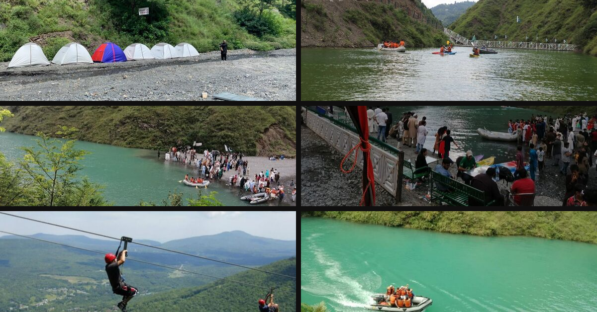 Samundar Katha Lake Activities