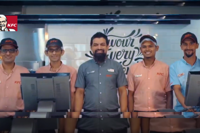 KFC Pays Tribute to its Deaf Employees on World Deaf Day