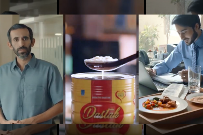 Split the Plate – 'Dastak' Cooking Oil Gets Real In Its New Campaign