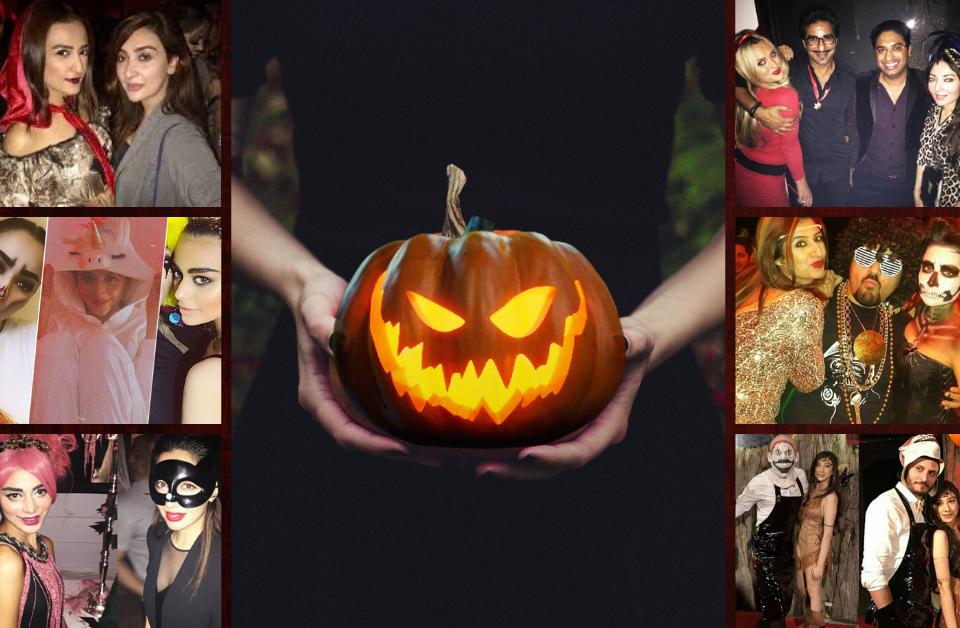 Halloween Pakistan