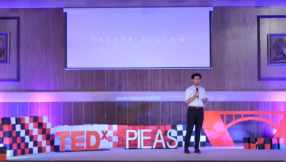 Haseeb Sultan TED Talk