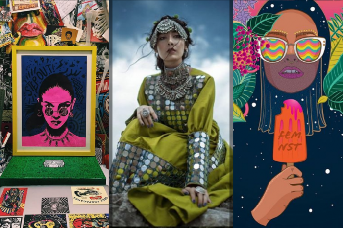Are you following these female graphic artists?