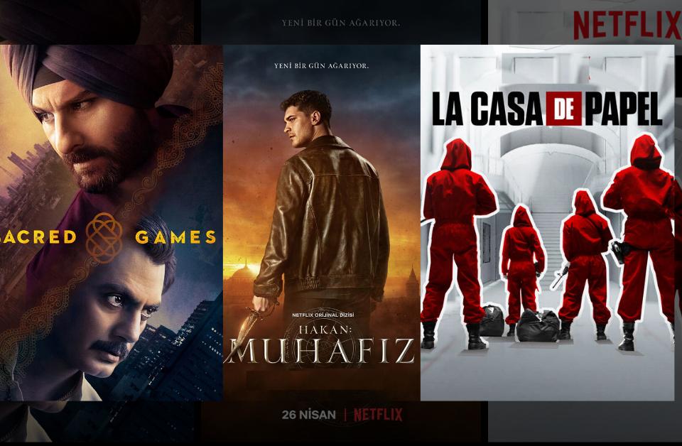 Foreign TV Shows Netflix