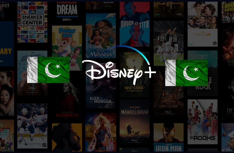 Disney Plus Pakistan