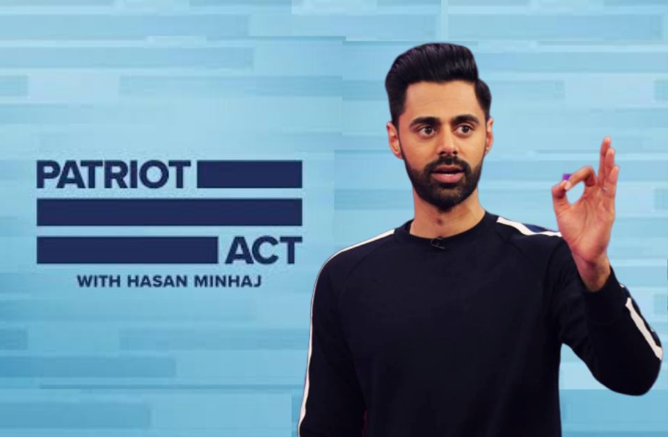 Journalism meets stand-up comedy: How Patriot Act by Hasan Minhaj gets it all right