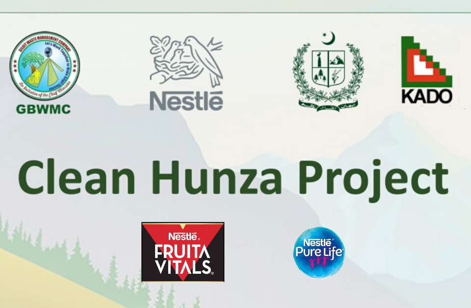 Nestle Clean Hunza Project
