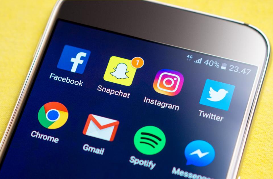 Facebook Most Downloaded Apps