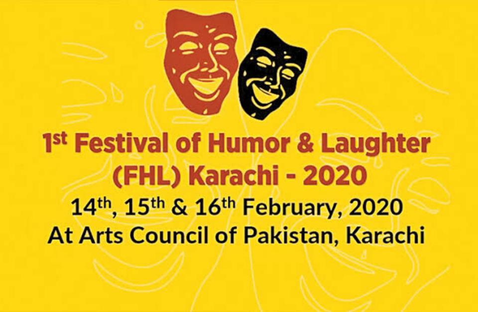 Festival of Humor & Laughter