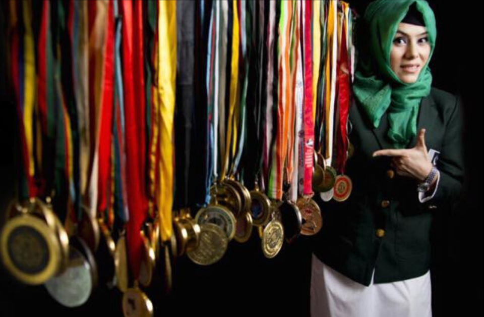 Kulsoom Hazara – The Karate Champion Pakistan