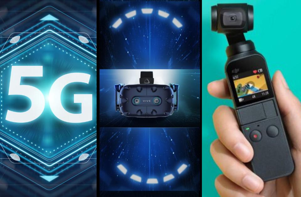 2019's most unique gadgets