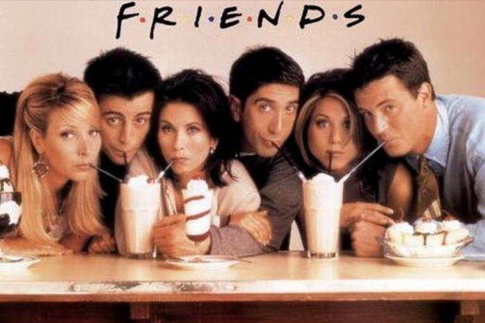 Friends is off Netflix and we don't know how to feel about that