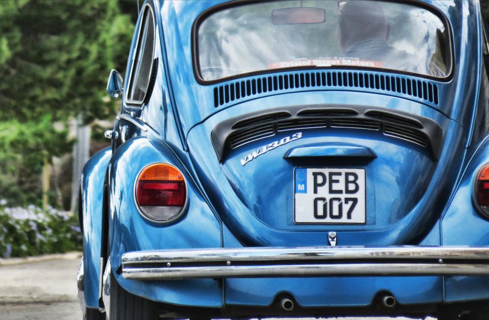 volkswagen beetle discontinued