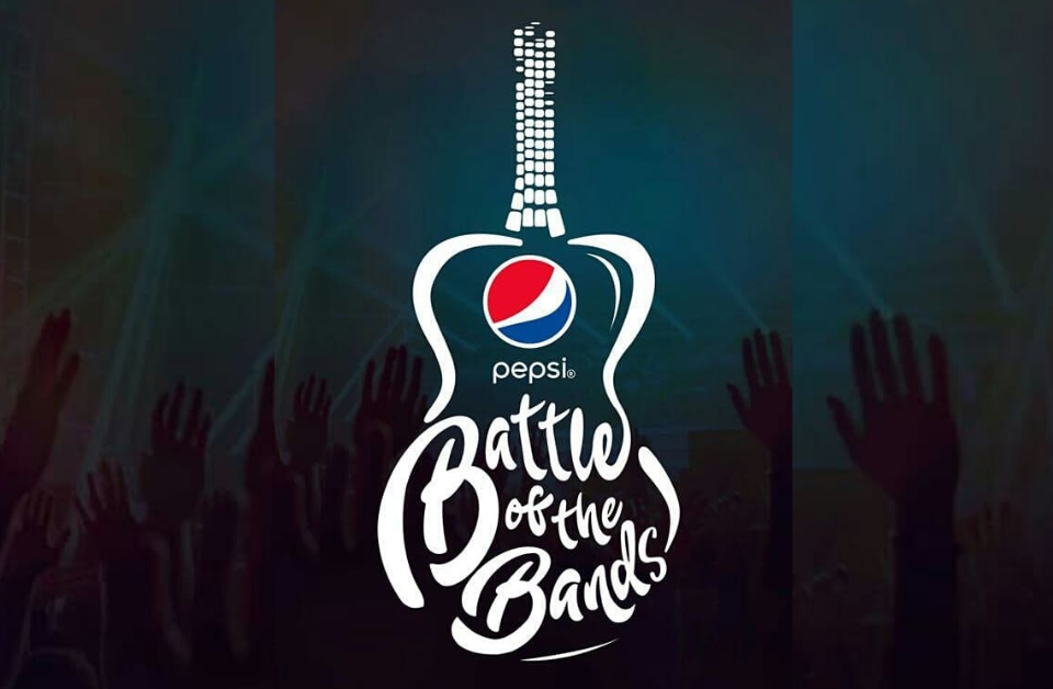 Pepsi Battle of Bands Auditions