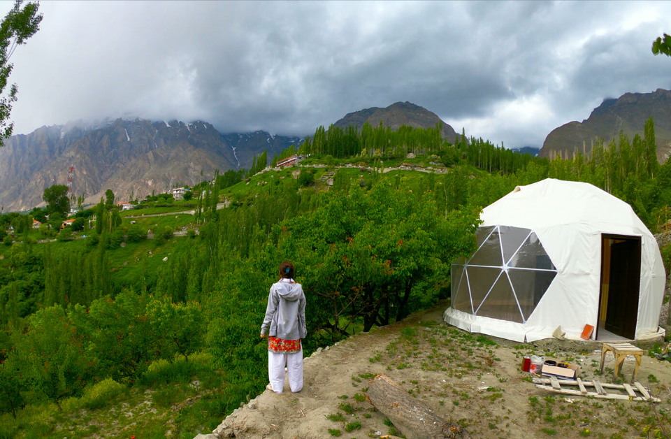 Hunza Glamping Resort