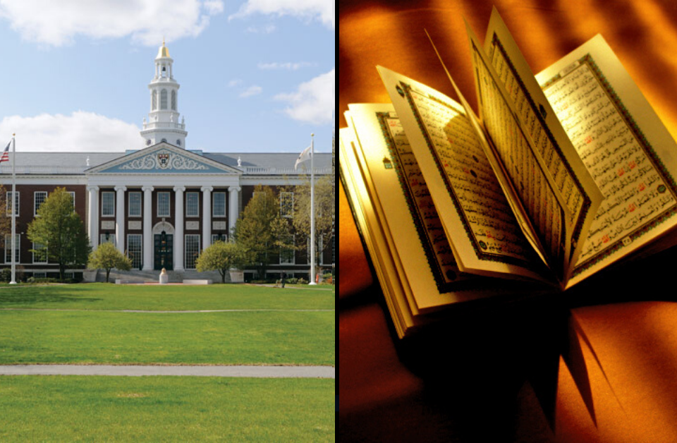 Harvard University ranks 'Quran' as the best book for justice