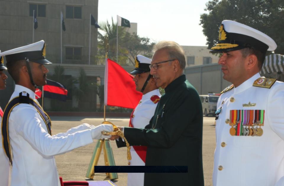 Naveed Zehri- Balochistan's first navy cadet to win sword of honor