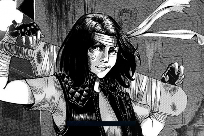 Reality hits hard in this new Pakistani comic book - Reality Girl