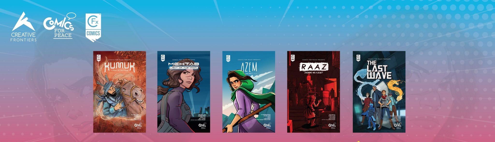 CFx Comics List