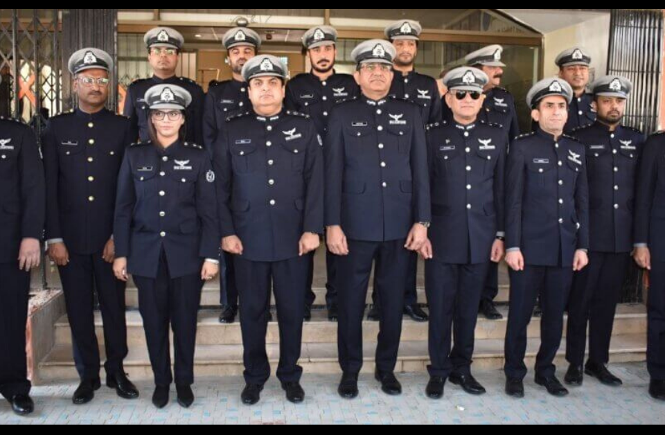 Cool Uniforms for Cool Officers!