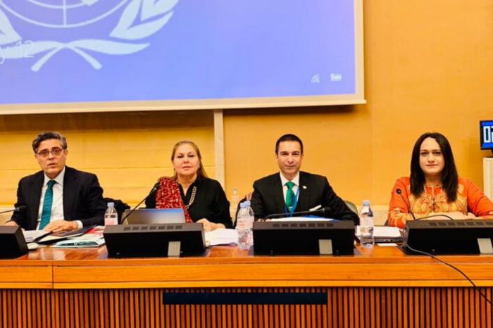 Another proud moment for Pakistan as it becomes the first country to include a transgender woman in its delegation at UN CEDAW