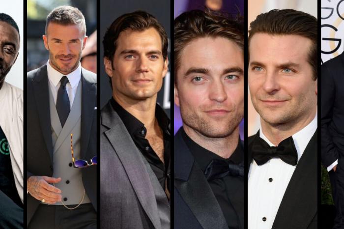 Science reveals top ten most handsome men in the world