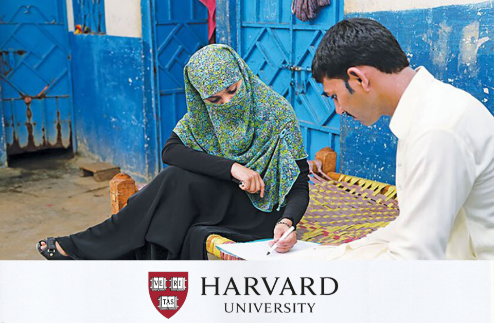Anum Fatima, a student of TCF, secured an admission in Harvard University!