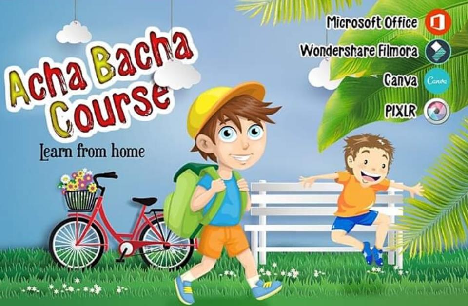 Acha Bacha Course ABC