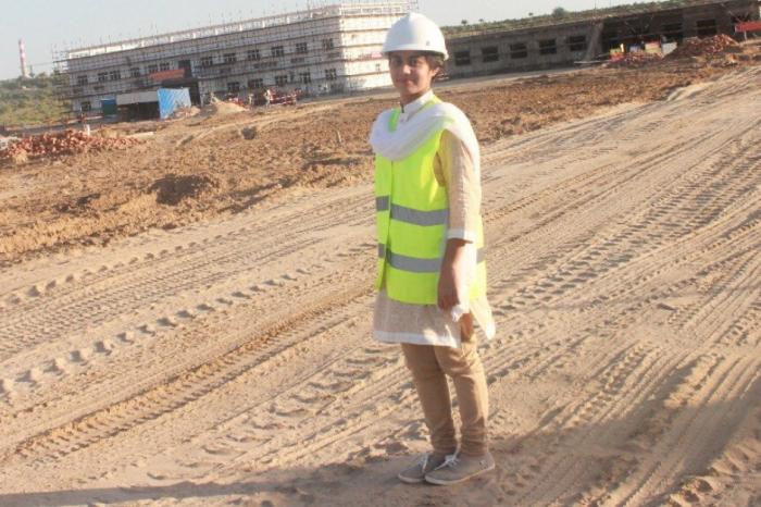 Kiran Sadhwani – The first Tharparkar female engineer at Thar Coal Project