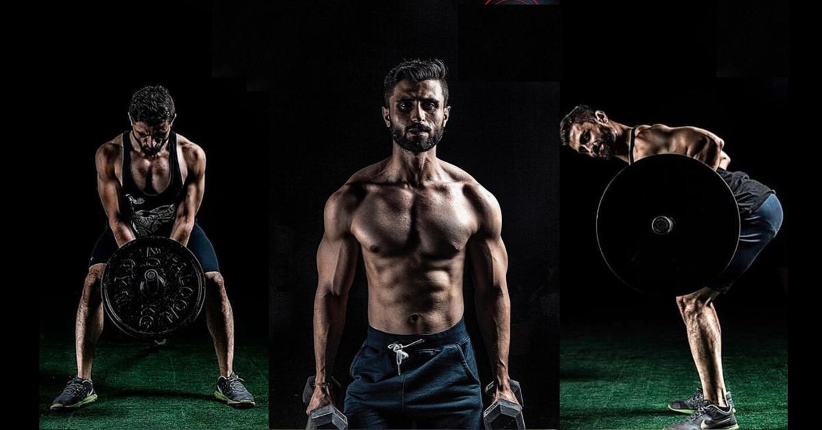 Fitness Expert Mustafa Ali Jamshed