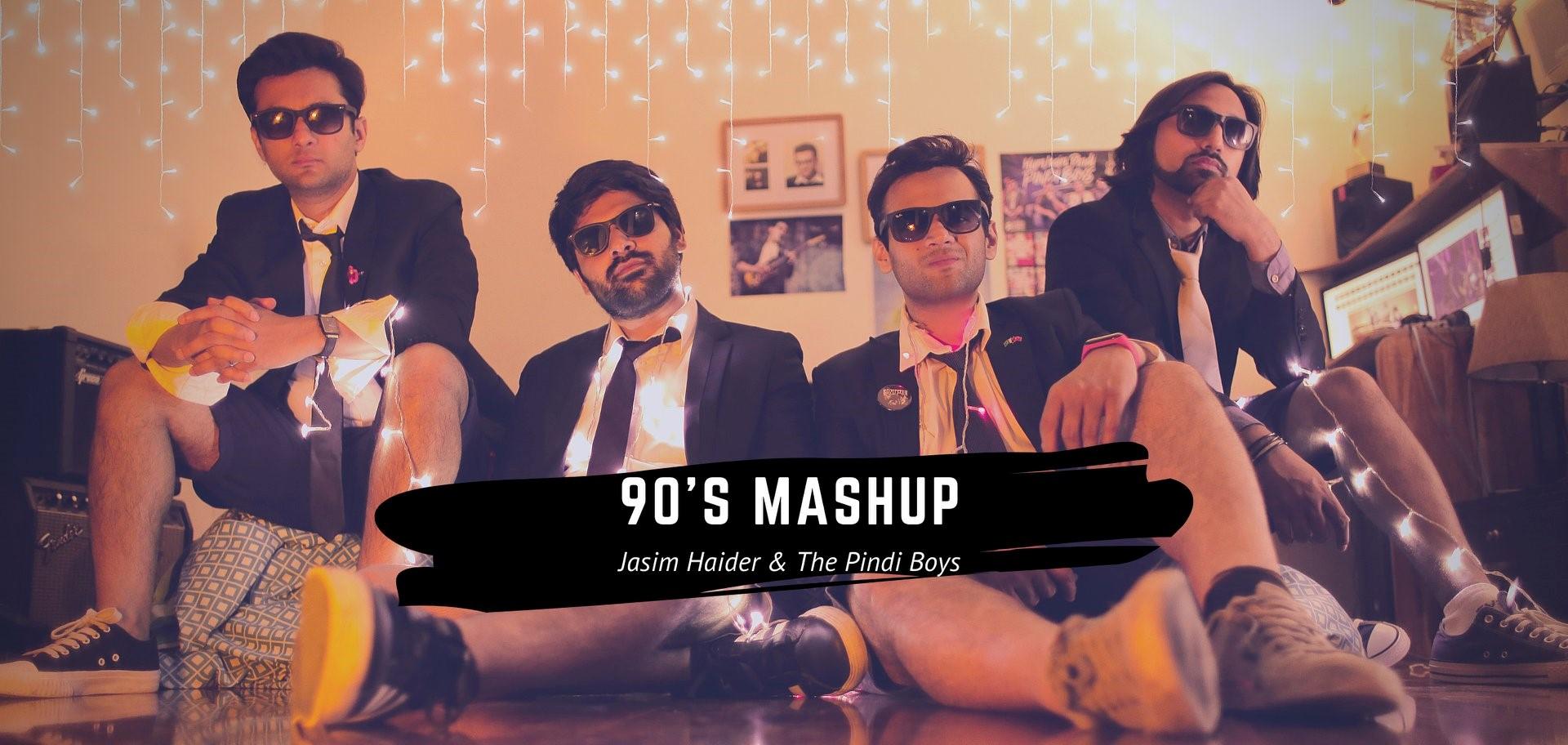Jasim Haider & The Pindi Boys
